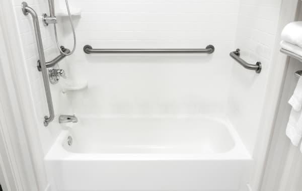 介護入浴のイメージ