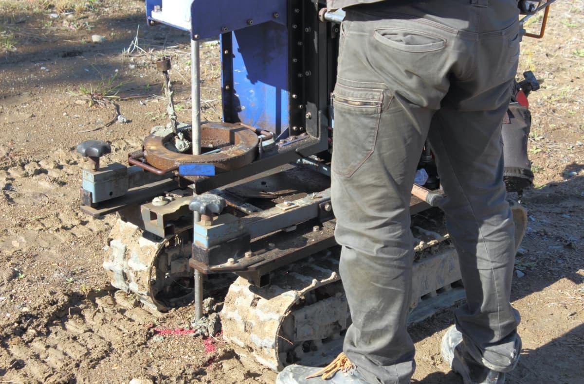 地盤調査・地盤改良